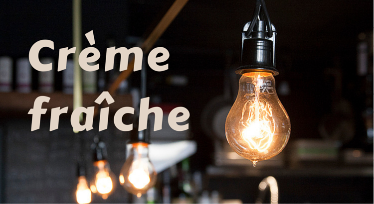 Crème fraîche,Vol. 1